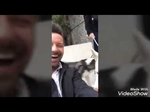 cute and funny videos of ian bohen