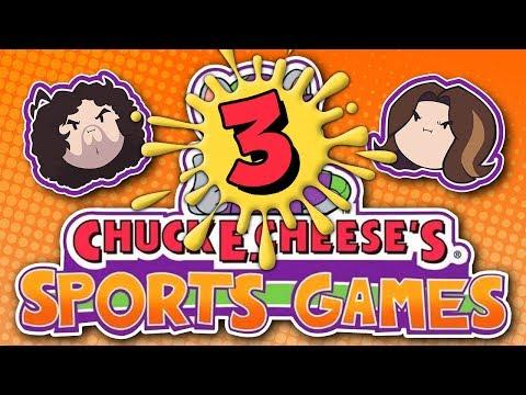 Download Youtube: Chuck E. Cheese's Sports Games: Pro-Bowlo - PART 3 - Game Grumps VS
