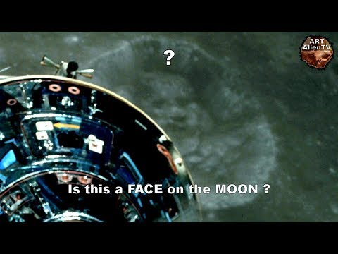 nouvel ordre mondial | Is This a FACE on the MOON ? Crater Structures - 11/9/2018