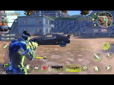 CYBER HUNTER - Gameplay Beta test # 28 Mobile Games