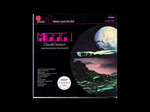 Claude Denjean - Moog - Full Album