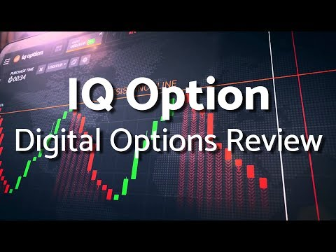 IQ Option Digital Options Review - Binary Options