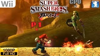 Super Smash Bros. Brawl - Wii Gameplay 1080p (Dolphin GC/Wii Emulator)