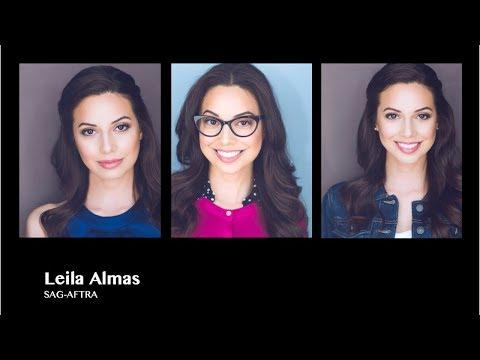 Leila Almas   2018 acting reel