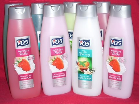 Product Review| VO5 PRODUCTS
