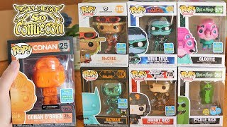 SDCC 2019 Funko Pop Hunting!