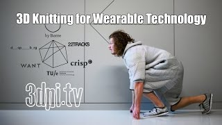3D Knitting for Wearable Technology