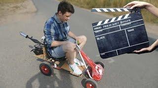 Mario Kart Banlife Dreharbeiten | Banick