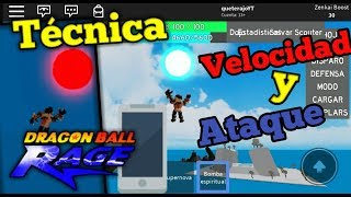 How to fight on mobile!! [SUPER RAPID VOLARAS] Dragon ball rage Roblox