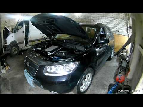 Не заводится Hyundai Santa Fe 2.2 CRDi хюндай сантафе