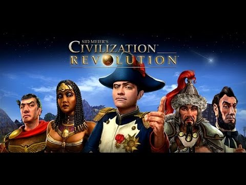 Let's Play Sid Meier's Civilization Revolution Multiplayer Game 1