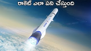 How Do Space Rockets Work Explained In Telugu