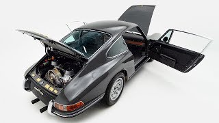 1968 Porsche 911 Restoration Project