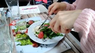 Route 20_Вы хотите знать насколько вкусен бесплатный салат из индейки? ))