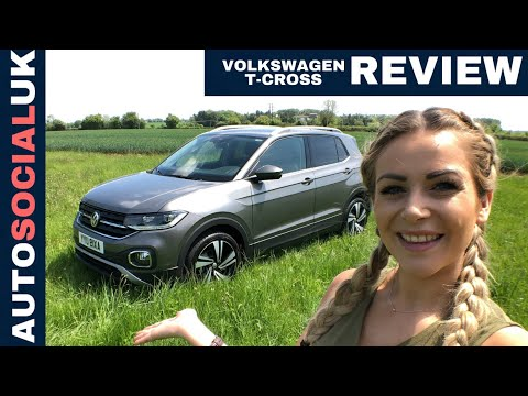 2019 Volkswagen T-Cross - First drive of the newest compact SUV