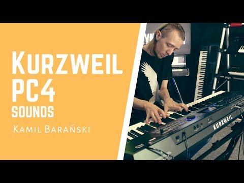 Nagrania dla muzykuj.com – Kurzweil PC4 – Other sounds – Kurzweil PC4 – sounds demonstration gra: Kamil Barański www.muzykuj.com. Jastrzębie-Zdrój 2019