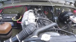UAZ 469B - UAZ HUNTER ENGINE walk around [ TARMOT 4x4 ]