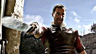 """RISEN [2016] Scene: """"I don't need you for this!""""/Clavius finds Yeshua."""