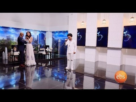 Fasika Special Show Asfaw abd Ruth Dancing