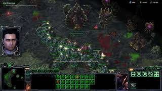 StarCraft II: Wings of Liberty Campaign Mission 17b - Haven's Fall