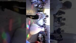 Осетинский танец на свадьбе