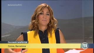 TV3 - Els Matins - Les samarretes més originals de la Diada