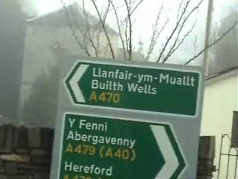 THE A470 SONG. THE ICONIC UK ROAD (WALES)