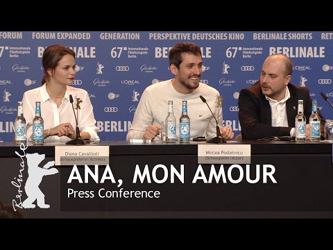Ana, mon amour | Press Conference Highlights | Berlinale 2017