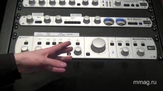 mmag.ru: Musikmesse 2012 - SPL MasterBay S video review