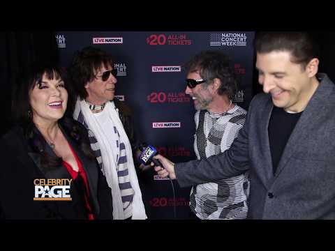 Ann Wilson, Jeff Beck and Paul Rodgers on Today's Music