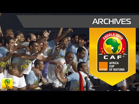 Ghana vs Egypt | FINAL | Orange Africa Cup of Nations, ANGOLA 2010