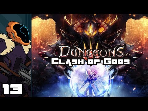 Let's Play Dungeons 3: Clash of Gods DLC - PC Gameplay Part 13 - Glass Cannonry