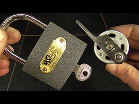 видео: БЕШЕННЫЙ КЛЮЧ для открытия любых замков (the big key)