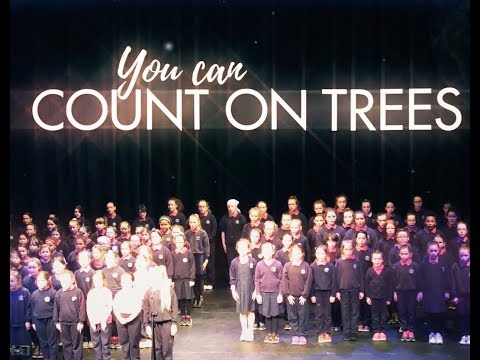 🌎 You Can Count on Trees - Original Environmental Song 🌎