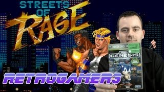 Video Game Flashback #1 Streets of Rage