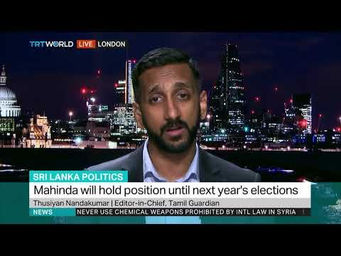 Sri Lanka Politics: Interview with Thusiyan Nandakumar, Editor-in-Chief