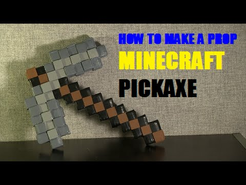 How To Make Prop Minecraft Xe
