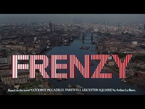 """Henry Mancini - """"Frenzy"""" Opening Theme (Rejected)"""