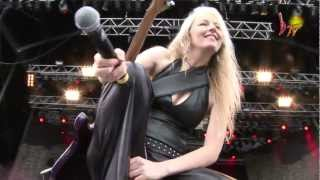 Girlschool - Take it all away - live BYH Festival 2007 - HD Version - b-light.tv