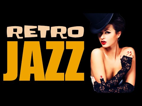 Retro Chill Out Jazz ☕ Calm Jazz Cafe Music & Vintage Ambience To Relax, Feel Positive