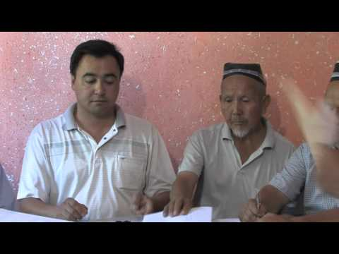 Rural Water Supply and Sanitation Project in Uzbekistan - Manual