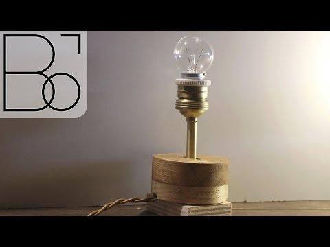 Borghese - DIY Make a Vintage Ceiling Lamp