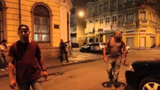 Policiais dão tiros de fuzil e pistola durante protestos no Centro do Rio de Janeiro