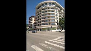 Черногория Будва Оперативный репортаж из нового отеля в Черногории Slavija Budva Hotel 5
