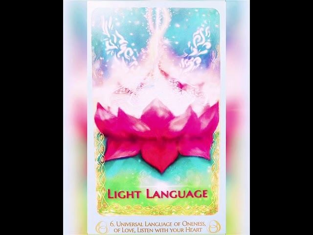 Oracle Message~Light Language