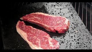 New York Strip Steak (How to Grill)