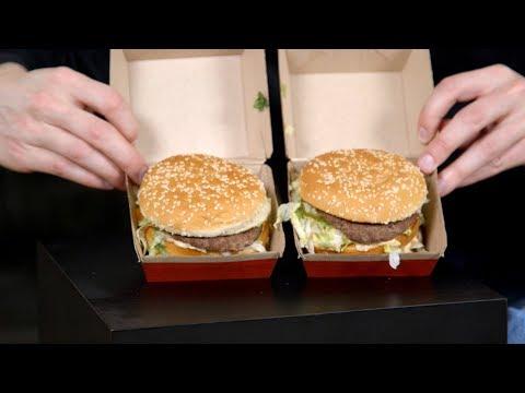 $5 Big Mac vs. $6 Big Mac