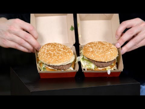 $5 Big Mac Vs. $6 Big Mac