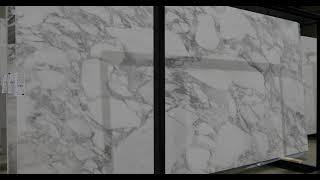 1372 화이트 3미터 이태리 대리석 타일 - 인테리어…