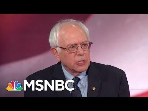 Bernie Sanders: Campaign Finance System Is Corrupt   MSNBC